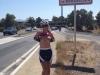 thumbs img 1750 Mexhibant en lingerie rouge sur la route