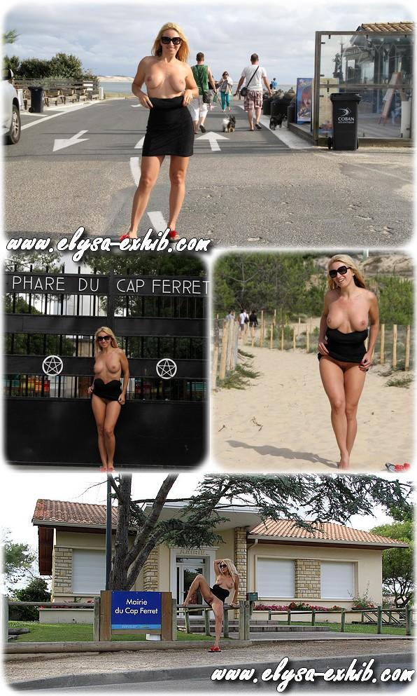 00013 Exhib en public au Cap Ferret