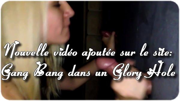 00183 Gang Bang dans un Glory Hole sur Agde