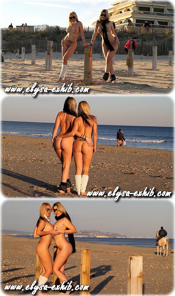 000149 Nous exhibant nues en public