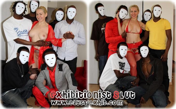 002 Gangbang avec 6 jeunes blacks