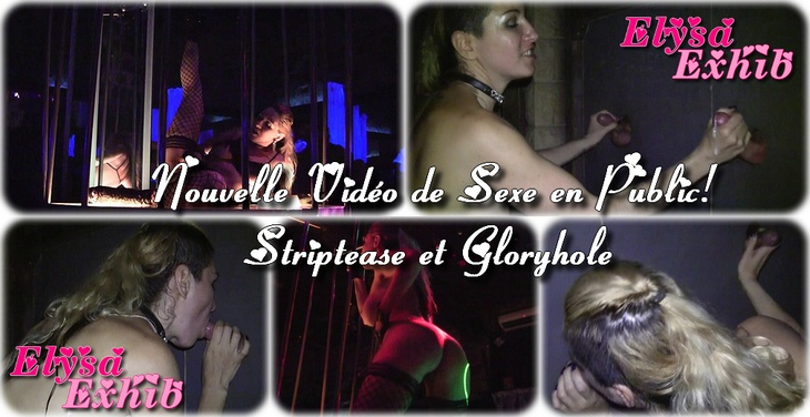 0083 Striptease et Glory Hole