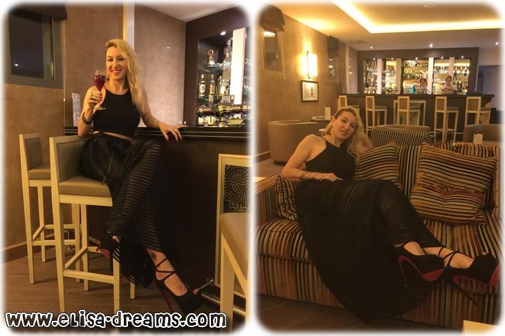 IMG 48242 Sexy et Exhib dans un hotel Spa