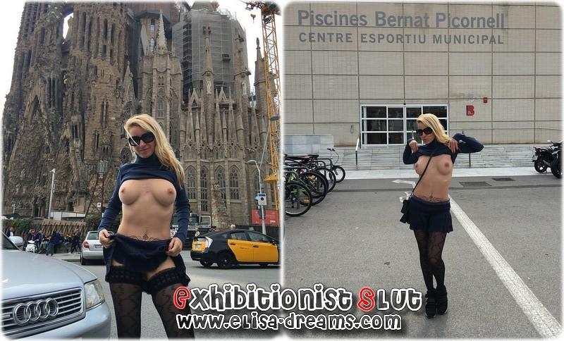IMG 3964 e1446494781494 Exhib en public sur Barcelone