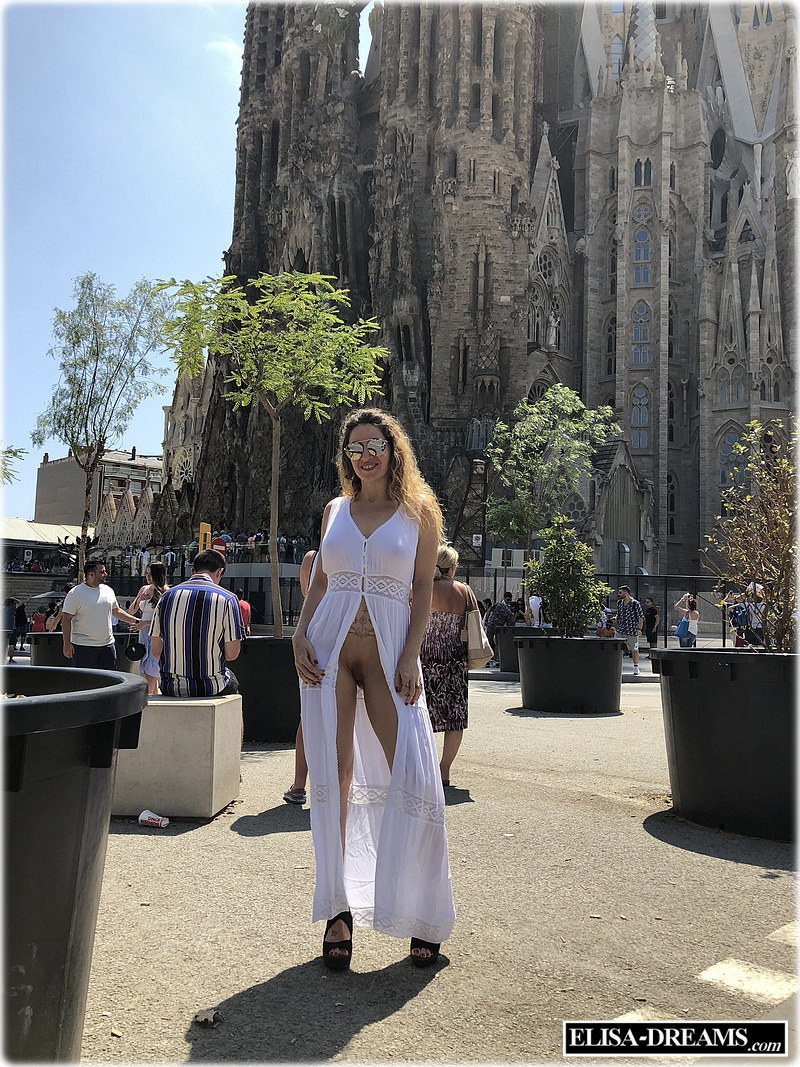 007 3 Sexe Challenge: Jour 4 sur Barcelone