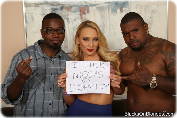 AJ Applegate and 2 black guys