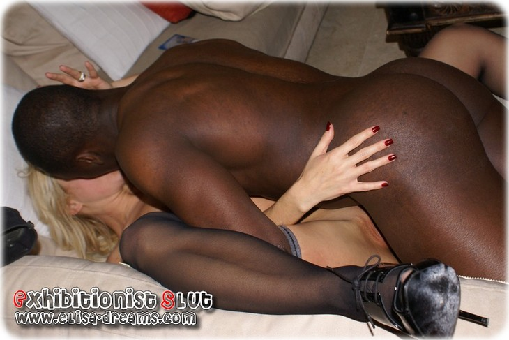 Black cock gets wife for