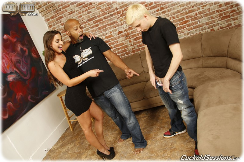 Amirah Adara, her cuckold Osiris and the famous Shane Diesel