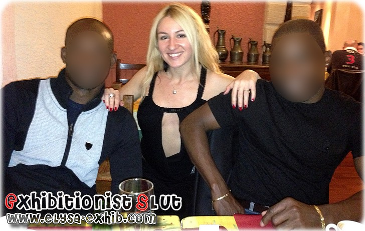 a1 Slutty wife gets fucked by 2 black soldiers
