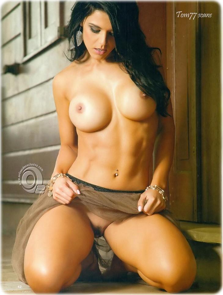 zk0z5zsa3dit Eva Andressa nue pour le magazine sexy